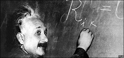 Scientist Albert Einstein
