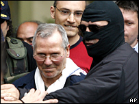 The arrest of Provenzano