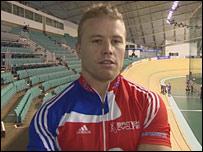 Craig McLean, cyclist