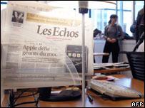 Copy of Les Echos