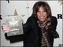 Aerosmith's Steve Tyler