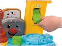 Fisher Price Laugh And Learn Kitchen Recall