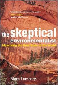 """Portada del libro """"El ambientalista esc�ptico"""""""