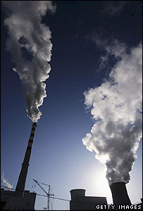 Chinese power plant (Getty Images)