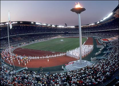 1988 Seoul: Construction on the Olympic Stadium began in 1977 with the aim of staging the Asian Games in 1986