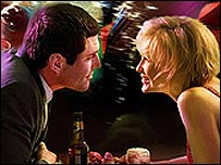 Matthew Horne and Joanna Page in Gavin and Stacey