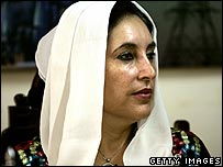 Benazir Bhutto - Opposition