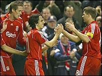 Israel and Liverpool midfielder Yossi Benayoun