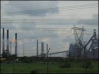 Mittal Steel plant, Vanderbiljpark