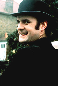 John Cleese [Photo: Monty Python Pictures Ltd]