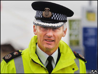 Richard Brunstrom, North Wales Police chief constable