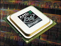 AMD quad-core processor