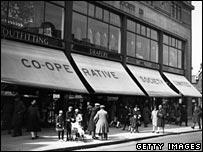 1929 Co-operative store