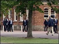 private school scene