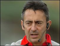 Wales caretaker coach Nigel Davies