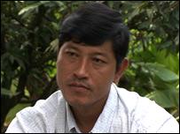 Construction worker Soe Naing Naing