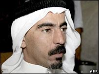 Sheikh Abdul Sattar Abu Risha (file pic)