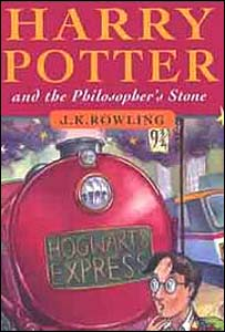 Harry Potter and the Philosopher's Stone was the first in the series