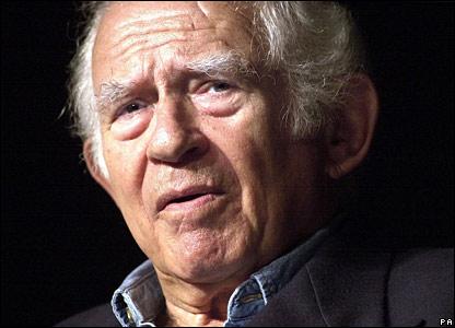 Norman Mailer in 2000
