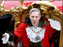 Lord Mayor David Lewis
