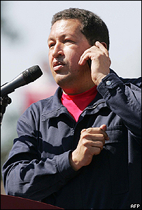 Chávez con Fidel al teléfono