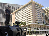 Hotel Phoenicia, Beirut