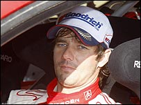 Sebastien Loeb of France
