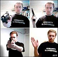 The Finnish school killer