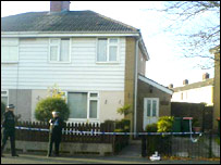 House in Maesglas Road, Newport