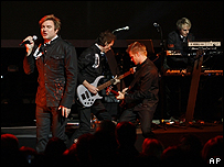 Duran Duran on Broadway