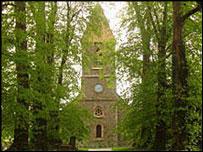 St Beuno's Church, Berriew