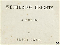 Wuthering Heights frontispiece