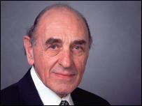 Lord Robert Sheldon in 1997