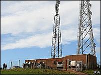 Whitehaven's Television Transmitter