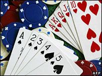 Playing cards. Image: AFP/Getty