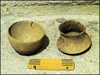 Artefacts from the Argaric culture. Image: Jose Carrion.