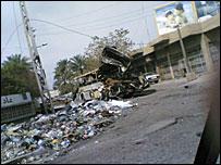Al-Rabea'a street, Baghdad
