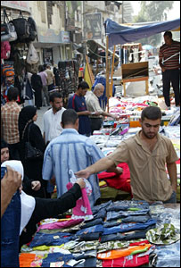 Shopping in Baghdad