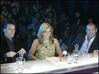 ITV drama Rock Rivals