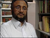 Saudi educationalist Hassan al-Maliki