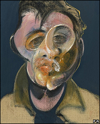 Self Portrait, Francis Bacon