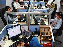Roshan call centre