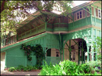 Kipling's bungalow in Mumbai