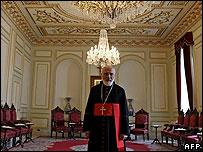 Patriarch Nasrallah Sfeir