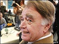 Union leader Manfred Schell