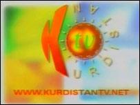 Kurdistan Satellite TV logo (screen shot)