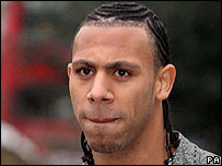West Ham defender Anton Ferdinand