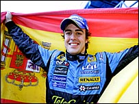 Fernando Alonso won the world title with Renault in 2005 and 2006