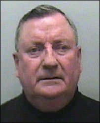 Former Catholic parish priest Dermot Keaveney (picture from Sussex Police)