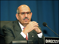 Mohamed ElBaradei (17 September 2007)